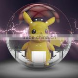 2G 12000mAh Pokemon ball power bank 12000mAh the 2nd generation design power bank new ball