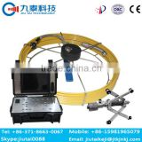 auto levelling underwater inspection deep well inspection camera system detect camera with meter counter|deep well detect camera