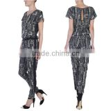 New Arrival ! Hot Design!Sleeveless jumpsuit with Long Pants for Beautiful Elegant Ladies