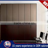 High quality modern walk in bedroom closet wood wardrobe cabinets design bedroom furniture