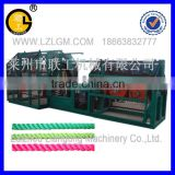 High Output Cotton and Plastic Film Twisted Rope Making Machine/rope machine/plastic rope making machine