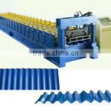 steel structural corrugated wall and roof cold roll forming double layer machine #18-76-988 & #25-205-820