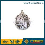 wholesale promotional fashionable id badge holder Die Cast Badge
