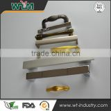 Hight precision die casting Aluminium window locks, Sliding glass door latch