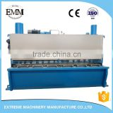 QC11K-6x3200 hydraulic CNC sheet metal sheet metal working machinery