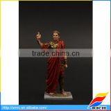 metal real soldier force toys Caesar statue
