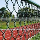Hot Dipped Galvanized chain link fence/fence 3d models