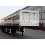 Hydraulic CNG Natural Gas Tube Semi Trailer as CNG Daughter Station
