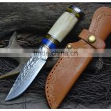 Doshower wazirabad damascus knife of business gift with brush cutter honda