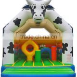 2016 inflatable cow bouncer/adult baby bouncer for sale