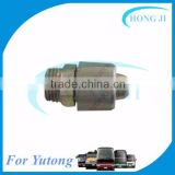 Bus air venting plug valve for passenger bus luxury bus accessories