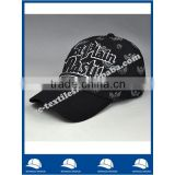 No MOQ cheap full printing full back skull 6 panel baseball cap
