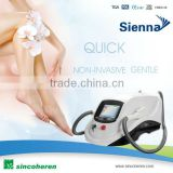 new product 2013 shr Intense Pulsed Light Laser for hair removal/ Shrink Coarse Pore With CE best hair removal cream