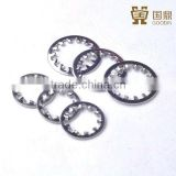STAINLESS STEEL INTERNAL TOOTH LOCK WASHER WITH GOOD QUALITY