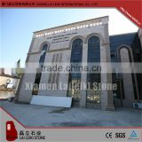 China Alibaba corrosion-resistant low energy consumption granite exterior wall cladding tile