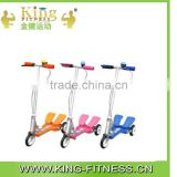 BEST DUAL-PEDAL SCOOTER KFT-008H bike fitness equipment