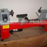 Variable Wood Lathe machine MC1018V with Swing over bed 254 and Distance between centers 457
