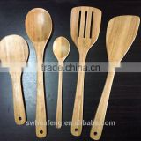 Hot design and sale bamboo spoon