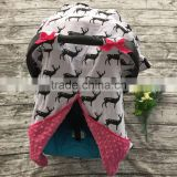 baby car seat cover chevron car seat canopy polka dot baby canopy infant car seat cover princess and pea