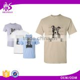Guangzhou Shandao Summer Casual O-Neck Short Sleeve 190g 100% Polyester T-shirts With 3d Animal Print