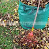 Fall Leaves Grass Waste Trash PP wove Garden Bag