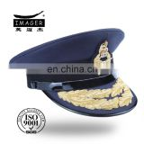 Factory wholesale general police commissioner peaked cap