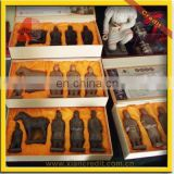 10cm-30cm Clay Figurines of Qin Dynasty Terracotta Warriors for Souvenir BMY 031