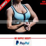 Customised design women sport bra wholesale