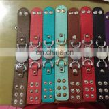 Wholesale bargin price leather bracelet from factory