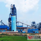 3000 tpd new dry process complete big portland cement production line plant