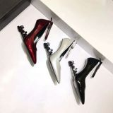 Luxury Fashion Brand Shoes YSL Pumps hot sell Replica