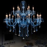 Crystal chandelier lighting Indoor home lighting lustres para quarto avize for Bedroom Kitchen Dining room Chandelier