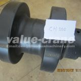 casting IHI CH500 track roller crawler crane bottom roller undercarriage parts lower roller