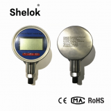 Ammonia fuel steam digital pressure gauge manometer