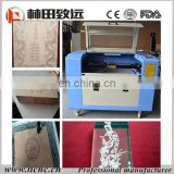 LT-9060 acrylic/wood hardwood timber / plywood / MDF co2 cnc laser cutting machine price