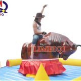 amusement mechanical bullfight rides