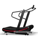 commercial popular no power curved treadmill fitness treadmill
