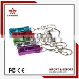 China professional manufacturer wholesale top quality cheap keychain led flashlight wholesale