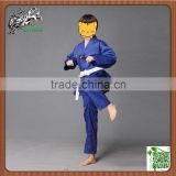 Martial arts uniformsblue color WTF approved taekwondo suits