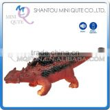 Mini Qute 53 cm plastic Godzilla Jurassic Park robot pet animal sound electronic dragon Dinosaur Ankylosaurus model toy NO.006