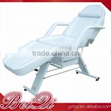 Beiqi Adjustable Tattoo Massage Bed Facial Beauty Barber Chair White Cream Manicure Chair