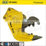 Korean technology excavator mounted Excavator Pulverizer For Scrap                                                                         Quality Choice