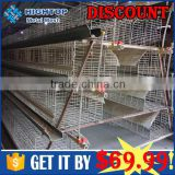 120 birds commercial hen egg chicken layer cages coop for chicken farm