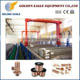 Golden Eagle Chrome chrome plating machine ,Zinc Copper Plating Plant Machine 2015 New Products
