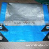 cheapest pe tarpaulin price with plastic corner and aluminum eyelet