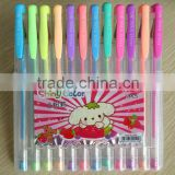Zhejiang 100 scented gel pen