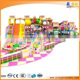 CE approved 3D free design sketch indoor play centre for shopping mail