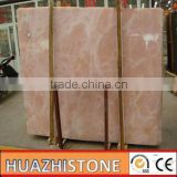 pink onyx slab for wall