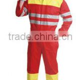 Fire retardant work jacket and pants/customized design industrial uniforms fire resistant workwear jacket and pants
