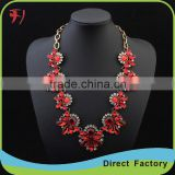 Fashion girl popular simple metal necklacenew arrival
